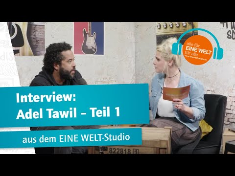 Interview: Adel Tawil!