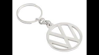Брелок Volkswagen(Добро пожаловать на наш канал интернет магазина Сильвер Клаб https://www.youtube.com/channel/UCGO5DKANqKvHZJDJ3K3PQ-w «Сильвер клаб..., 2017-03-10T11:01:31.000Z)