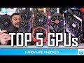 Top 5 Best GPUs Right Now, December 2018