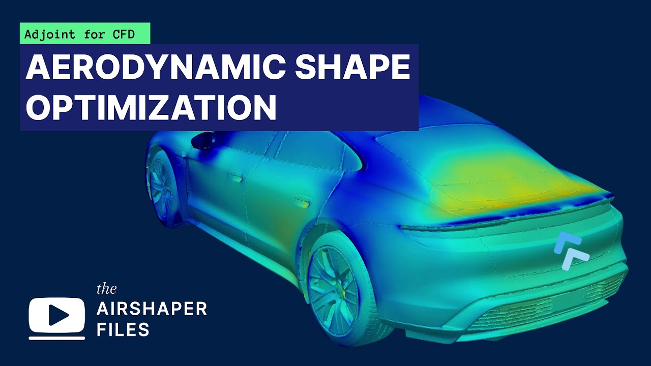 Aerodynamic Shape Optimization - The Adjoint CFD Method