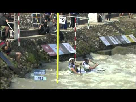 2012 ICF Canoe Slalom World Cup Final