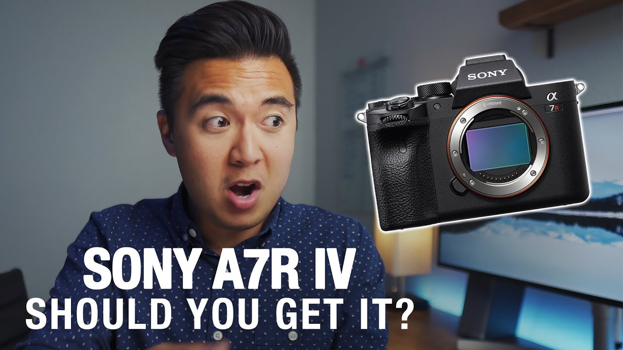 3 Reasons to Get (AND NOT GET) the Sony A7R IV