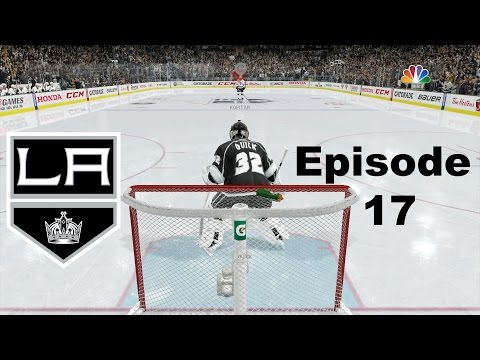 NHL 16 Shootout Commentary ep 17 Los Angeles Kings
