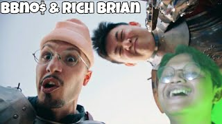 bbno$ & Rich Brian - edamame (Official Video) Reaction Indonesia