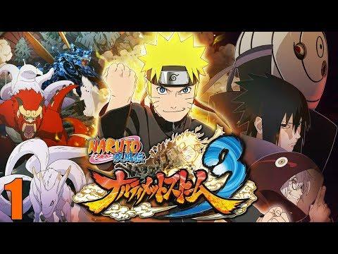 НАЧАЛО ПУТИ 🔥 Naruto Shippuden: Ultimate Ninja Storm 3 Full Burst | #1