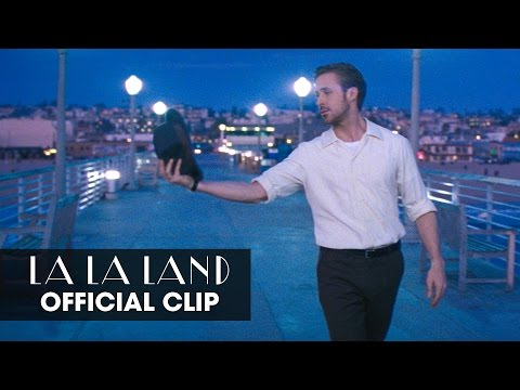 "La La Land 2016 Movie  Clip – ""City Of Stars"""