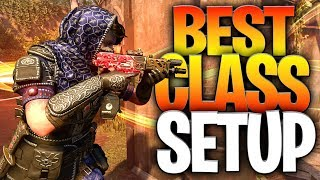 SAUG 9MM BEST CLASS SETUP in BLACK OPS 4 FOR SOLO PLAYERS
