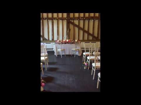 Tithe Barn wedding ideas