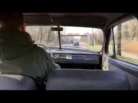 Danish Dude In A Volvo PV 444 H