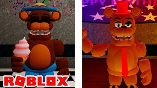 How To Get Summer Event And Nedd Bear Badges in Roblox FNAF RP Freddy and Friends (en anglais)