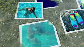 Под водой слайд шоу Слайд шоу из фотографий с музыкой заказать онлайн Отпуск на море / отдых