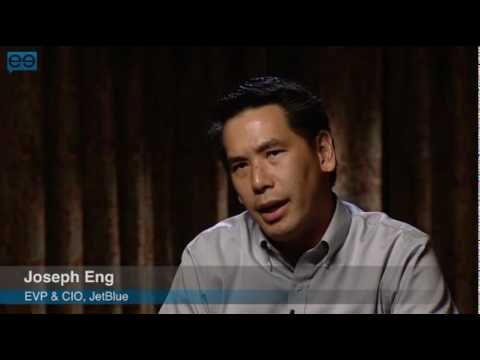 Joseph Eng - Chief Information Officer of Jetblue on IT Management Best Practices