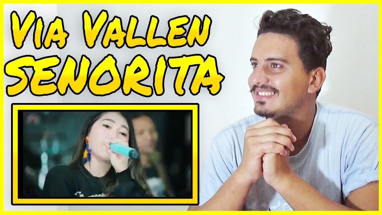 Via Vallen - Senorita Koplo Cover Version ( Shawn Mendes feat Camila Cabello ) REACTION #1