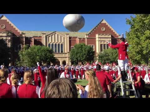 """""""Oklahoma"""" - The Pride of Oklahoma"""
