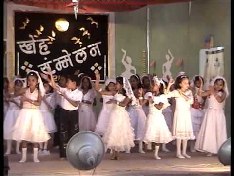 Teri Aradhana Karu group dance.