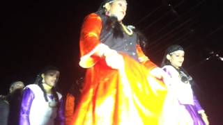 Chavakkad Manathala-Threevarnna Kazhcha 2013 Opana Calicut Team.