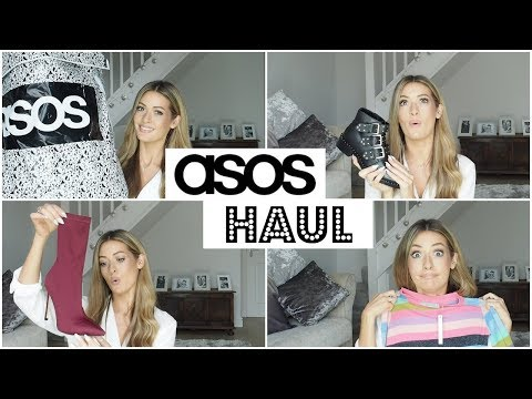 HUGE AUTUMN ASOS HAUL AND TRY ON!