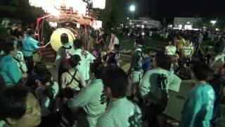 2017年7月16日 三重県四日市市 イオン四日市北店駐車場.