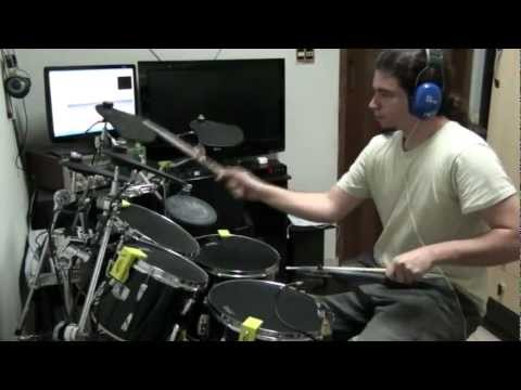 The Imperial March (Darth Vader's Theme) - Extreme Drumming