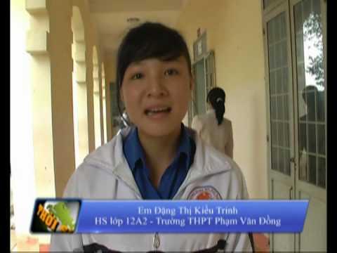 Ứng dụng CNTT trong công tác dạy & học trường THPT Phạm Văn Đồng
