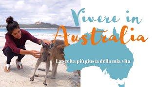 Vivere in Australia, Vlog ~ come è cambiata la mia vita? || Working Holiday Visa