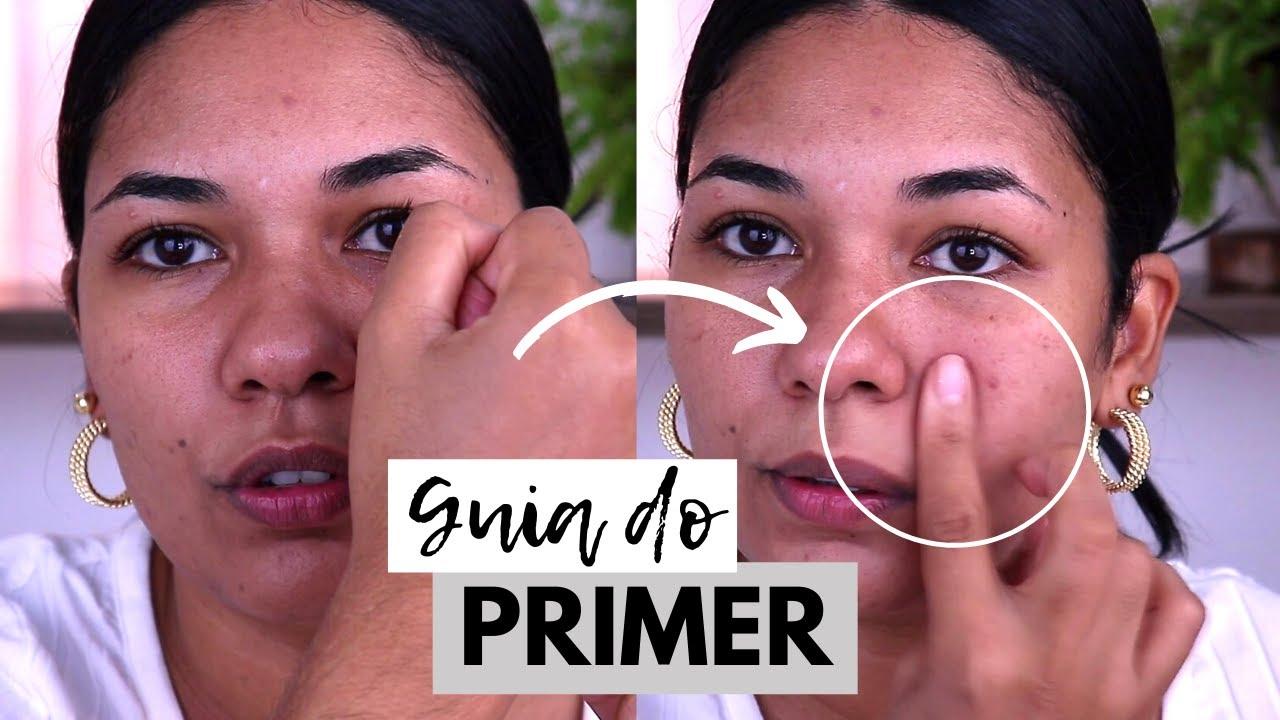 PRIMER - Dicas de maquiagem para iniciantes