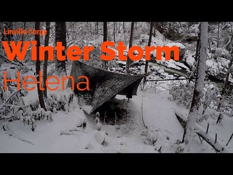 #16 Linville Gorge - Winter Storm Helena