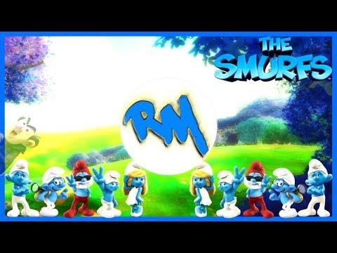 """THE SMURFS"" [Theme Song Remix!] -Remix Maniacs"