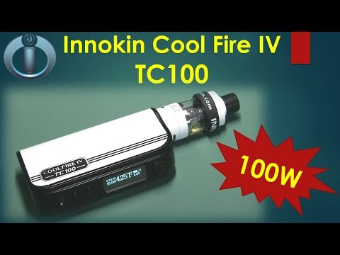 Innokin Coolfire IV TC100 - MUST HAVE!!!