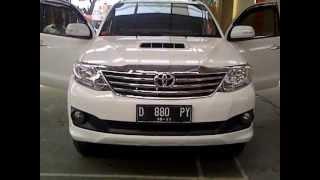 WHELEN INDONESIA - FORTUNER DIESEL 2012