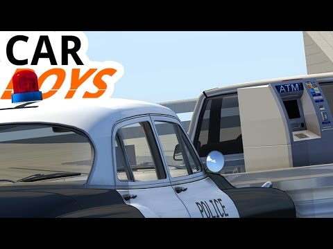 Nick and Griffin's Great ATM Heist — CAR BOYS, Episode 14