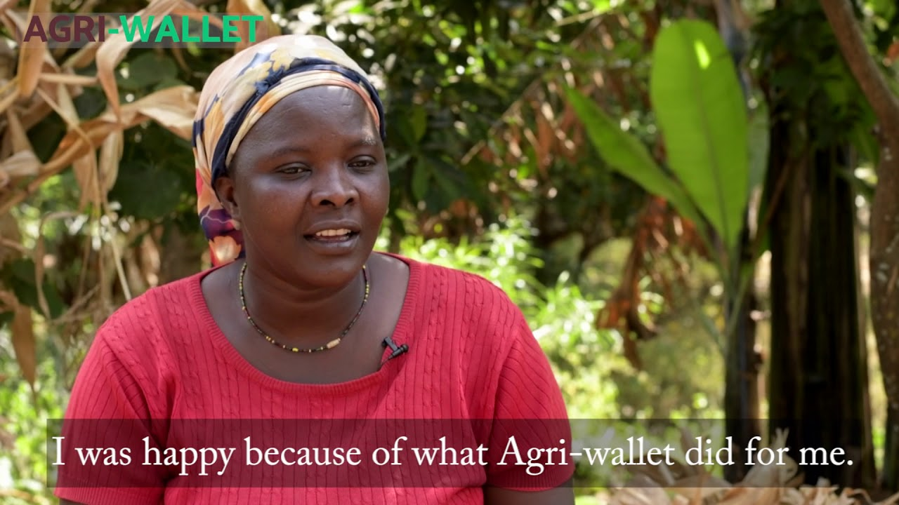 Agri-Wallet - mobile cash transfers for agri-buyers and