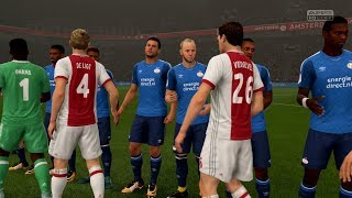 FIFA 18 | AFC Ajax vs PSV Eindhoven - Full Gameplay (PS4/Xbox One)