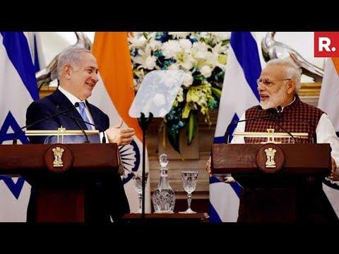 PM Modi, Israel PM Benjamin Netanyahu Issue Joint Statement - Full Video
