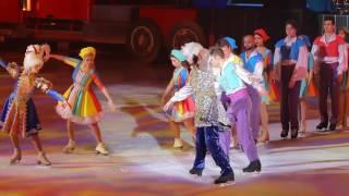 «Новые Бременские музыканты на льду» в Сочи