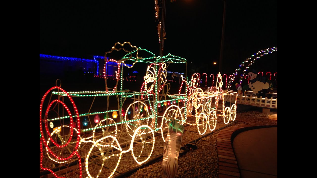 christmas lights train december 2015