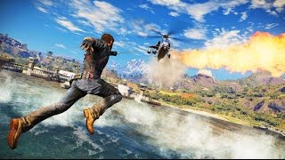 Just Cause 3 Gameplay: (PS4 & Xbox One)