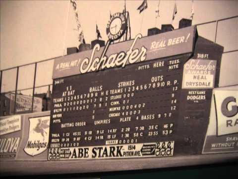 Old Baseball Parks.wmv