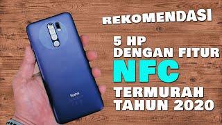 13 HP TERBAIK DENGAN FITUR NFC HARGA MULAI 1 JUTAAN - GARANSI RESMI INDONESIA.
