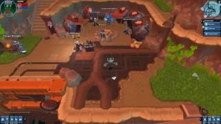 Spiral knights: First Impression gameplay (2017)