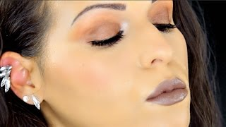 Wearable 90s GRUNGE Style Makeup Tutorial | JassiraBeauty