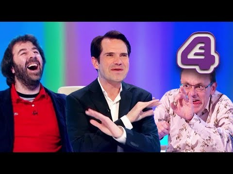 "Jimmy Carr: ""That's Perhaps The Rudest Thing I've Ever Said!"" 
