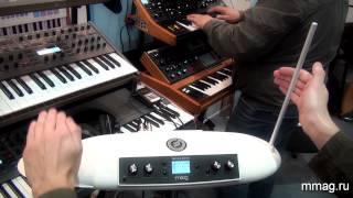 mmag.ru: Moog Theremini - цифровой терменвокс