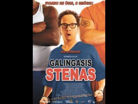 Galingasis Stenas / Big Stan (2007)