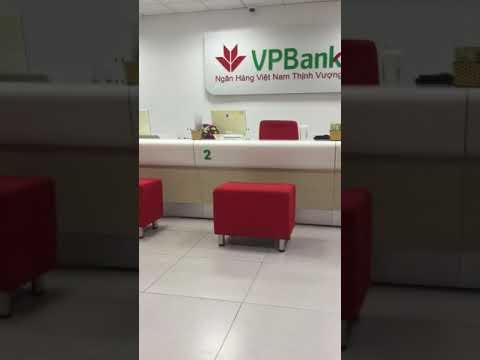 Cánh Làm Việc Của Ngân Hàng VPBANK đây Cả Nhà Xem Có ức Con Bà Chế Ko