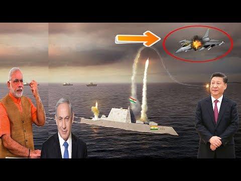 जानिये कितनी ताकतबर हे BARAK 8 AIR & MISSILE DEFENSE SYSTEM?चीन & पाकिस्तान NAVY को मिलेगा कड़ा जवाब