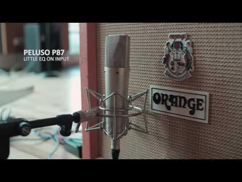 """In Studio"" with Peluso Microphones | KMR Audio"