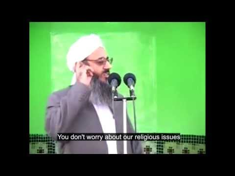 Iranian Sunni leader on the rights of Sunnis of Iran