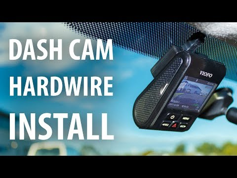 How to: Hardwire install a dash cam with USB power supply