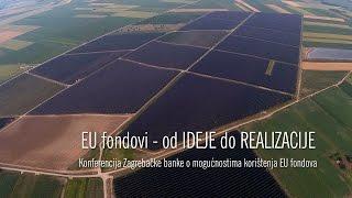 EU fondovi - od IDEJE do REALIZACIJE, powered by Zagrebačka banka